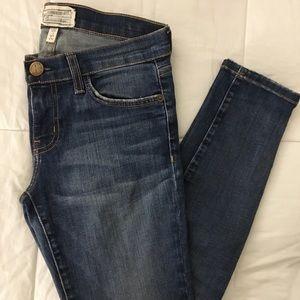 Current/Elliot Stiletto Skinny Size 25